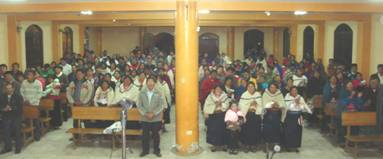 riobamba christian singles And the local church of riobamba, with its head pastor, mons victor corral, welcomes us with fraternal generosity along with the memory of the patriarch of riobamba, we also celebrate the 30th anniversary of medellin, the 25th anniversary of the latin american council of churches and the 50th anniversary of the world council of churches.