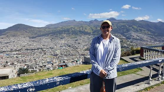 Abide in Christ ministry in Quito, Ecuador.
